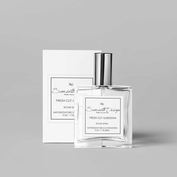 FRESH CUT GARDENIA  | ROOM SPRAY