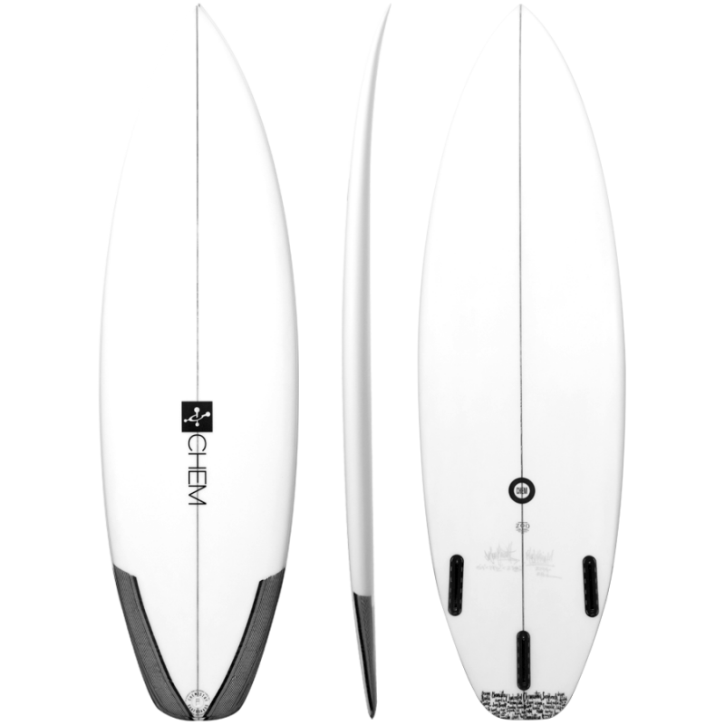 Chemistry Surfboard Flashpoint-6'1""