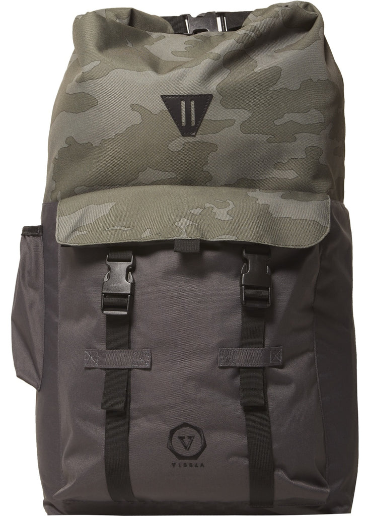 Vissla Surfer Elite 40L Wet/Dry Pack-CAM