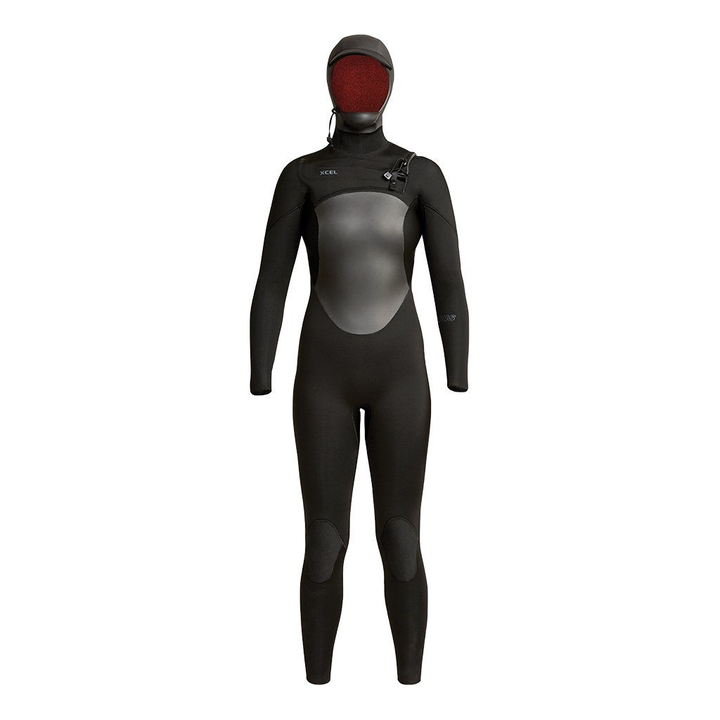 Xcel W Axis Hooded 5/4mm Fullsuit