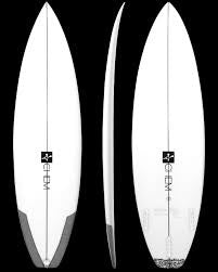 Chemistry Surfboards R2-6'3""