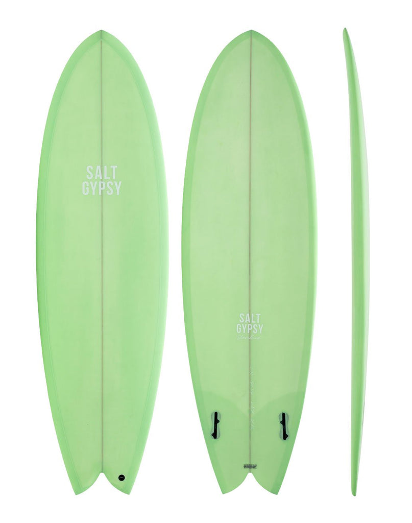 Salt Gypsy Shore Bird-Mint 5'8""