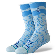 Stance Socks Kevin Lyons Waves Size 9 -13