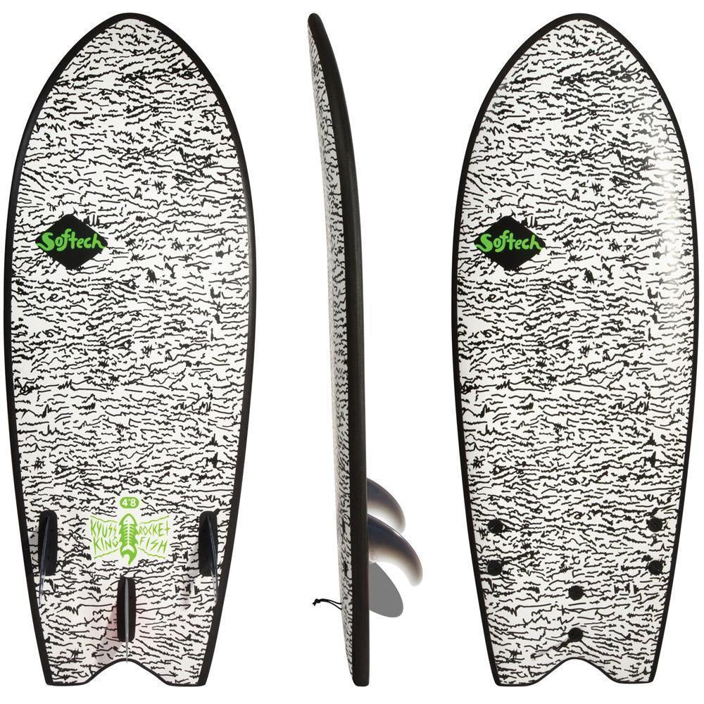 Kyuss Fish 4'8""