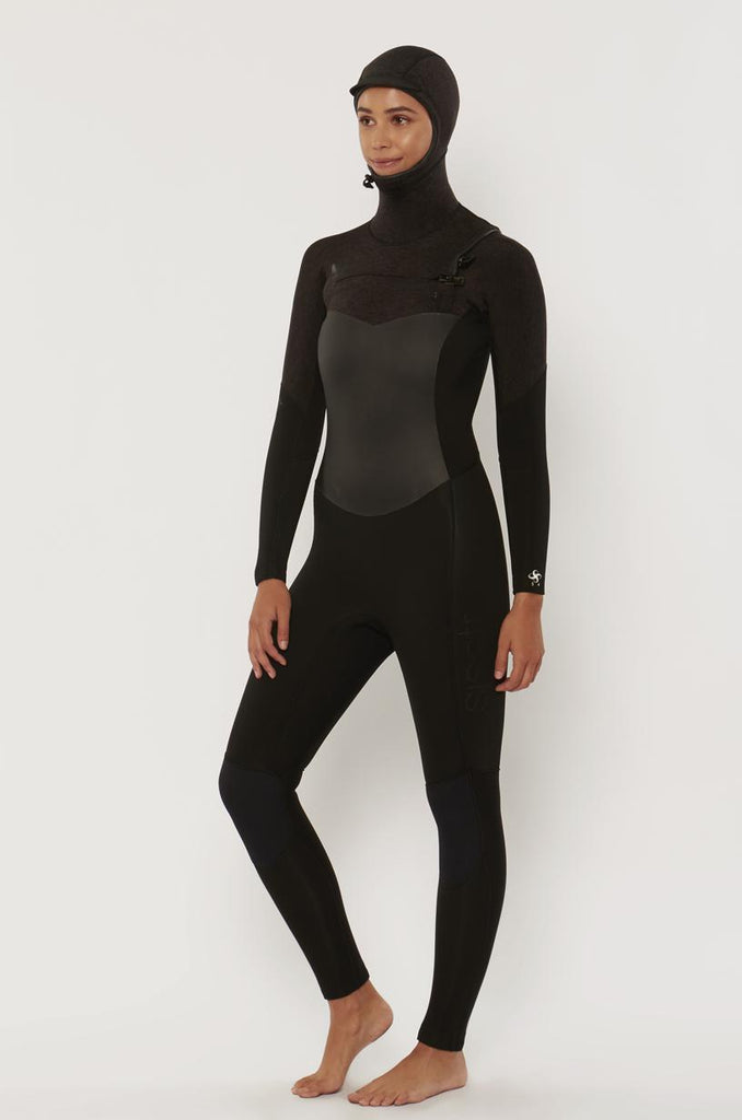Sisstr Seven Seas 5/4mm Hooded Wetsuit