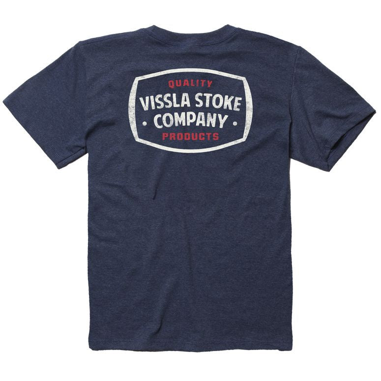 Vissla Seal Of Stoke Tee-RYH
