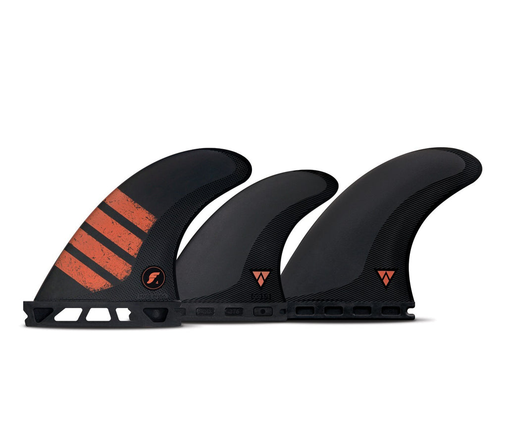 Futures Fins F4 Alpha five fin
