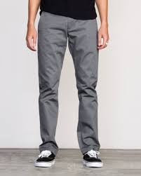 RvCA Weekend Stretch Pant-SMK