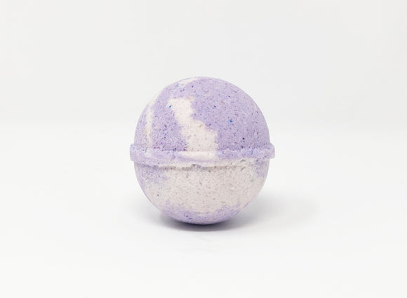 Coconut Milk & Lavender Bath Bomb