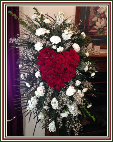 Funeral Flowers By Lipinoga Florist Clarence Ny