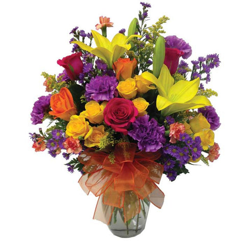 Joyful Blooms Bouquet