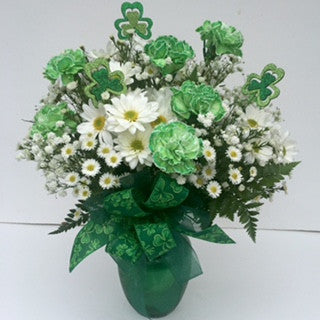 Luck of the Irish Bouquet