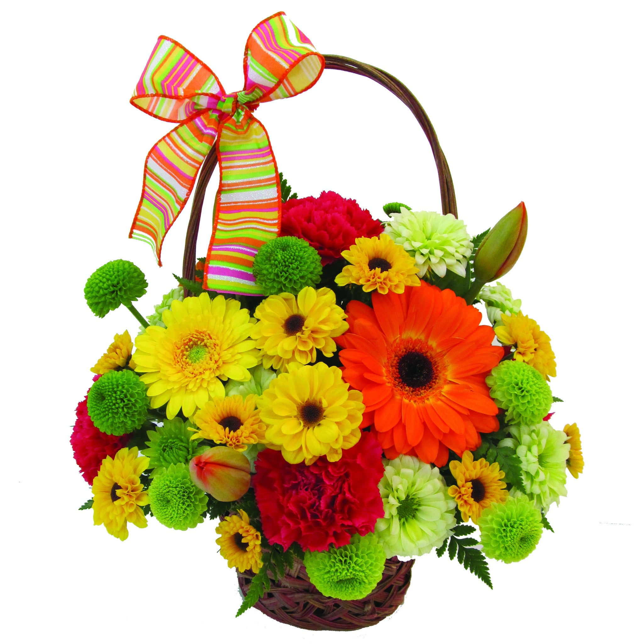 Fresh Flower Centerpieces by Lipinoga Florist - Clarence, NY