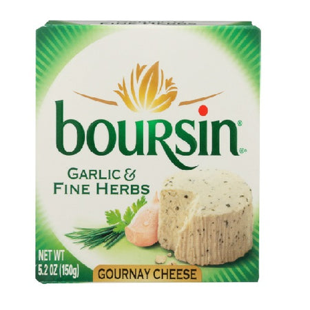 Boursin - Garlic Cheese - 5.35oz