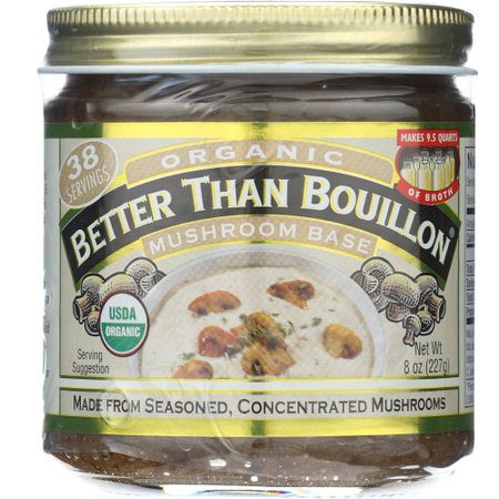 Better Than Bouillon- Mushroom Base- 8 oz