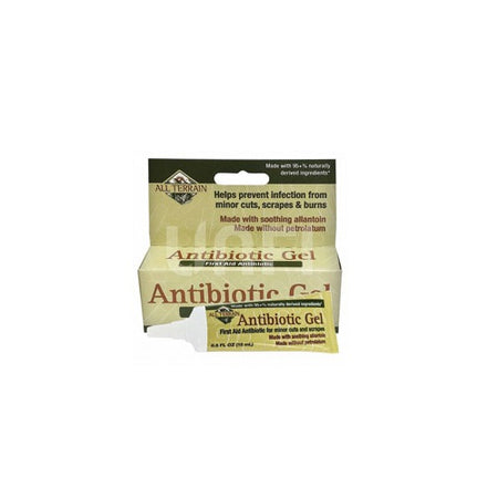 All Terrain antibiotic gel .5 oz