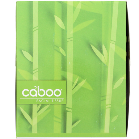 Caboo - tissue cube 90 ct