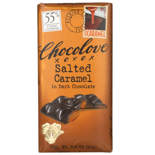 Chocolove - salted caramel 3.2 oz