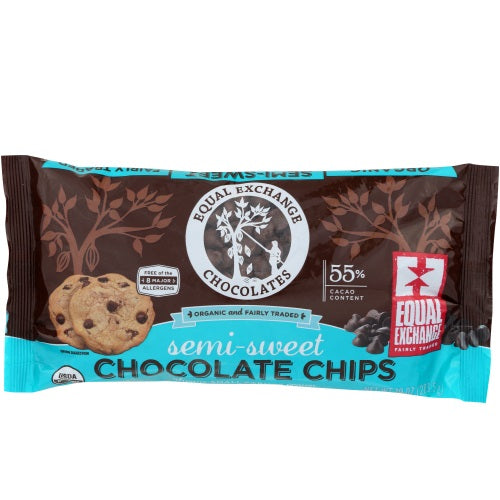 EqualEx - semi sweet choco chips 10 oz