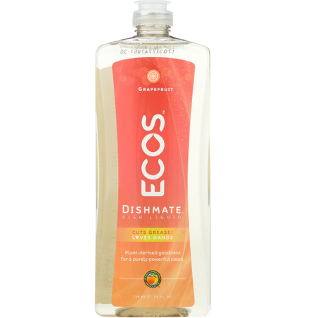 Ecos - dishmate grapefruit 25 oz