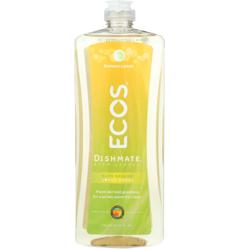 Ecos - dishmate lemon 25 oz