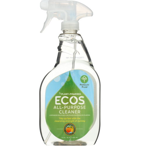 Ecos - parsley all purpose clean 22 oz