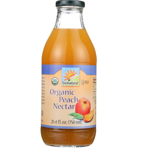 Bionaturae - peach nectar 25.4 oz