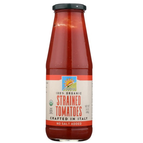 Bionature - tomato strained 24 oz