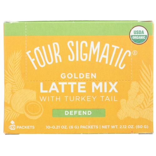 Four Sigmatic - golden latte mix 10 ct