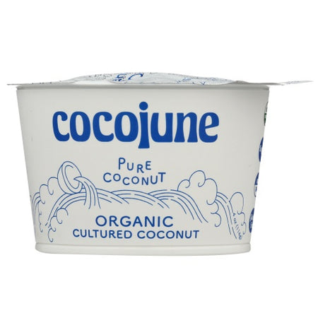 Cocojune - Pure Coconut Yogurt - 4oz