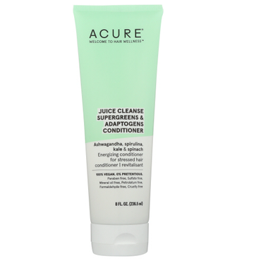 acure juice cleanse conditioner 8oz