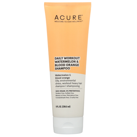 acure watermelon shampoo 8oz