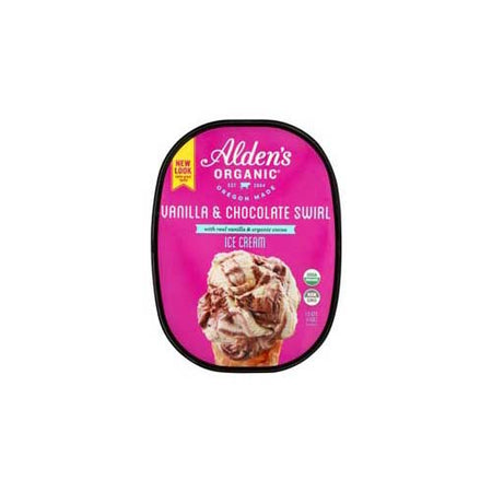 Alden - Ice Cream Van Choc Swrl - 48 OZ