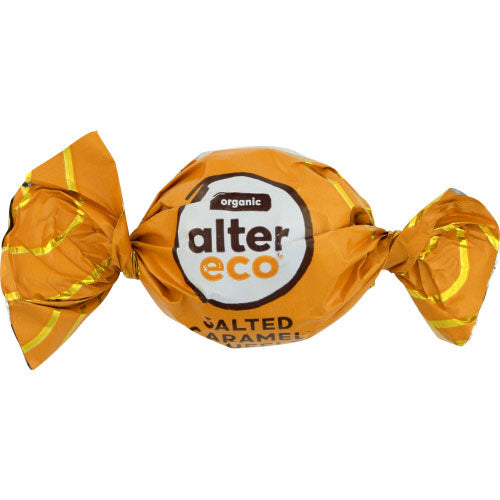 Alter Eco - Chocolate Truffle Salted Carmel - 0.42 OZ