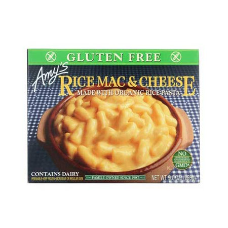 Amys - Mac & Chees Rice  - 9.5 OZ