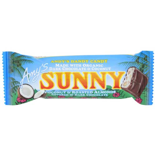 Amys - Candy Bar Sunny Single - 1.5 OZ
