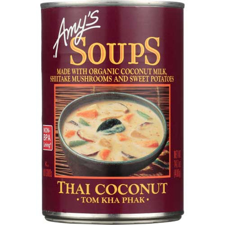 Amys - Soup Thai Coconut - 14.1 OZ
