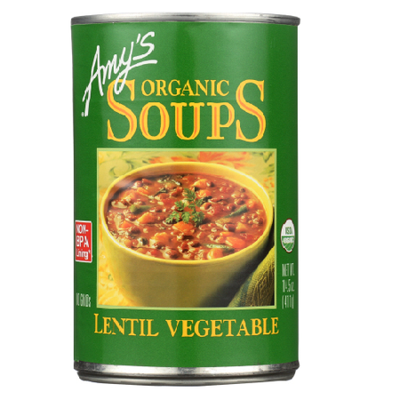 amys soup vegetable lentil 14oz