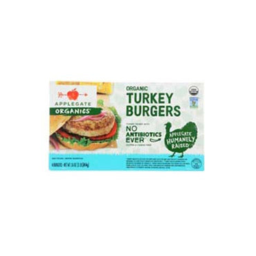 Applegate - Burger Turkey Org 4Pk - 16 OZ