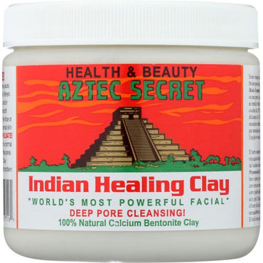 Aztec Secret - Face Healing Clay - 1 LB