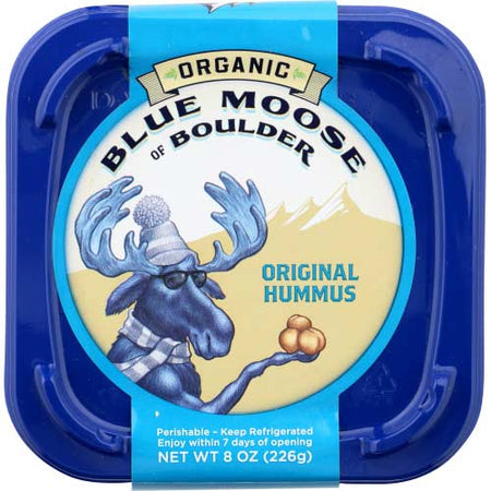 Blue Moose - Hummus Original - 8 OZ