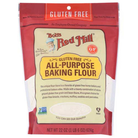 Bobs Red Mill - Flour Baking All Purpose - 22 OZ