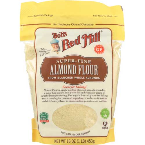 Bobs Red Mill - Flour Almond - 16 OZ/ 32 OZ