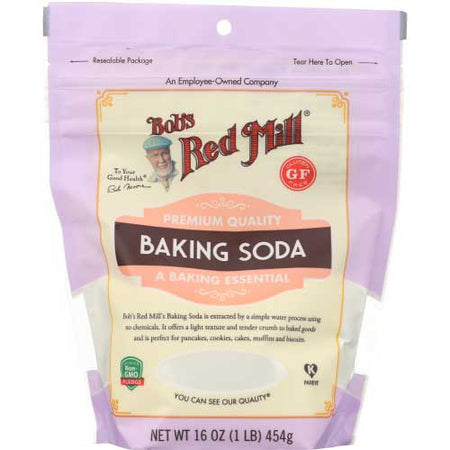Bobs Red Mill - Baking Soda - 16 OZ