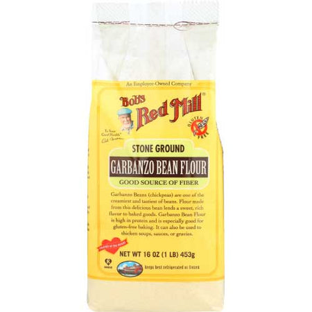 Bobs Red Mill - Flour Garbanzo Bean - 16 OZ