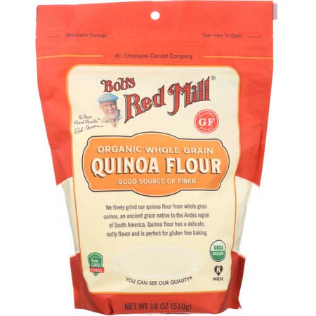 Bobs Red Mill - Flour Quinoa - 18 OZ