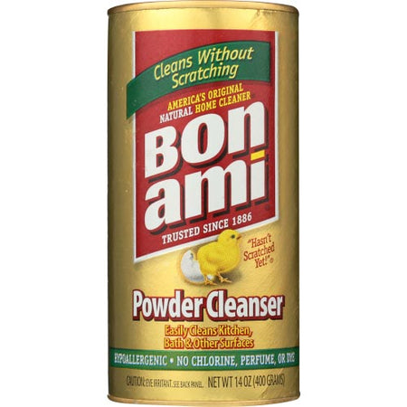 Bon Ami - Polish & Cleanser - 14 OZ