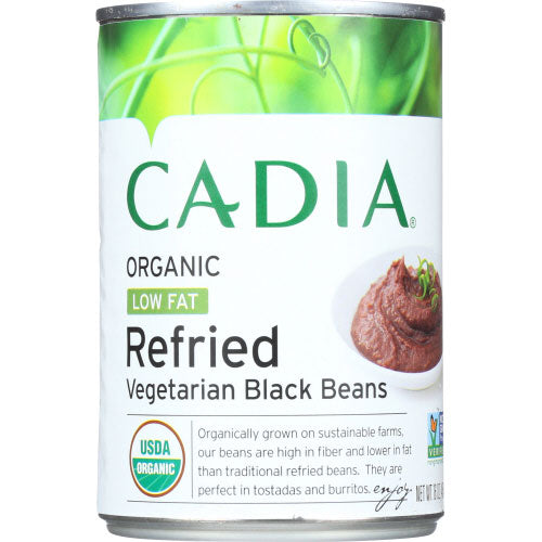 Cadia - Bean Refried Black  - 16 OZ