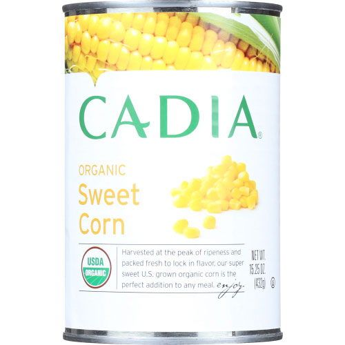 Cadia - Corn Sweet Can - 15 OZ