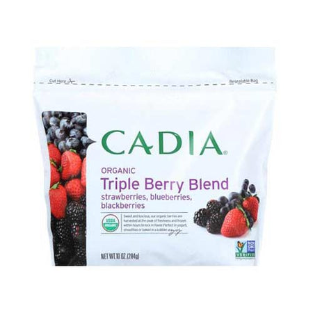 Cadia - Frozen Fruit Triple Berry Org - 10 OZ